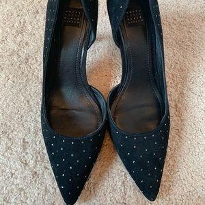 White House Black Market dress shoes black size 7